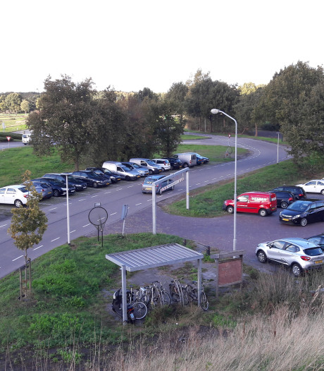 Geen zonnepark gewenst bij afrit A4 in Hoogerheide, vindt college