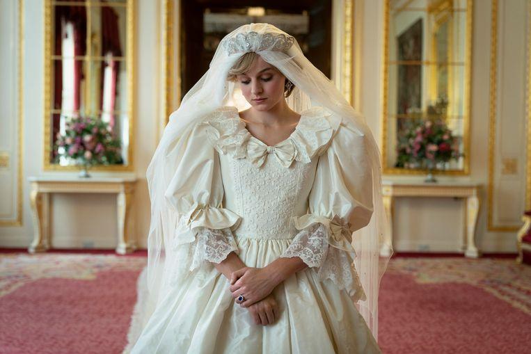 Uit 'The Crown'.  Beeld Des Willie/Netflix