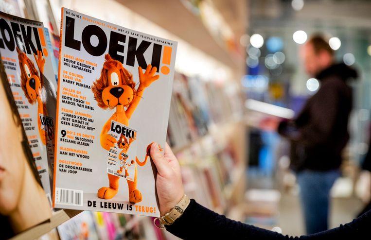Loeki de leeuw is terug!