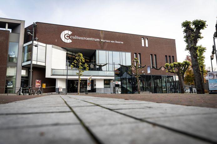Het Cultuurcentrum in Deurne (archieffoto).