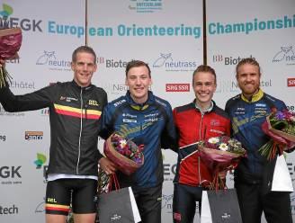 Yannick Michiels zilver op EK sprintoriëntatie