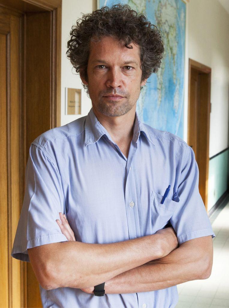 Johan Van Griensven: 'De bevolking zal niet aanvaarden dat zo'n crisis ons opnieuw overkomt.' Beeld