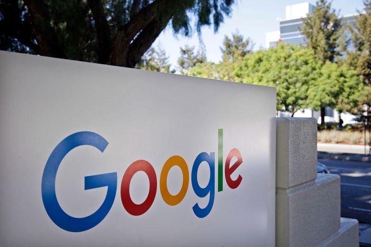 Er gaat steeds meer mediabudget naar online reclame waaronder 'paid search': reclame op zoekmachines zoals Google. Beeld AP