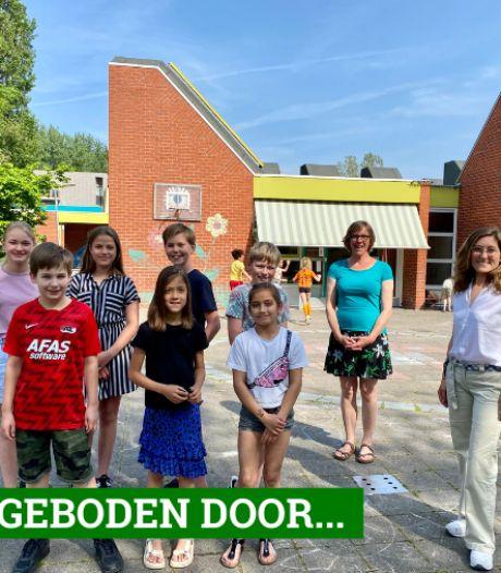 De kinderen van Eylem en Corinne zitten op De Carrousel: 'Ze leren hier van elkaar'