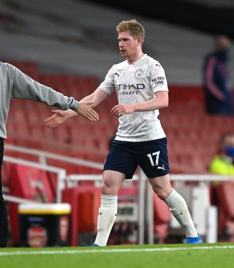 Pour Manchester City, Kevin De Bruyne est intransférable