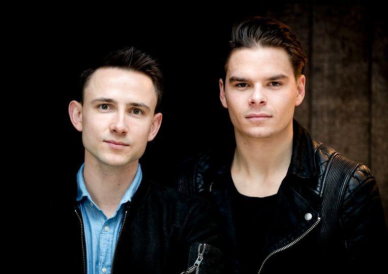 Hoewel de naam Lucas & Steve niet bij iedereen een belletje zal doen rinkelen, is het duo populair. Op Spotify zijn hun grootste hits Up Till Dawn, Eagle Eyes en Summer On You samen 100 miljoen keer beluisterd. Beeld ANP Kippa