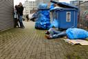 De reconstructie van de moord op Ida Sjamsudin in Arnhem