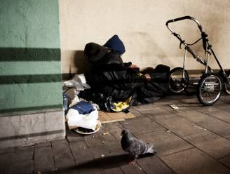 Bijna helft Brusselse daklozen leeft al minstens twee jaar op straat