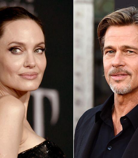 Brad Pitt wint voogdijzaak tegen Angelina Jolie