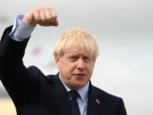 """Boris Johnson: """"Si nous devons sortir le 31 octobre sans accord, nous serons prêts"""""""