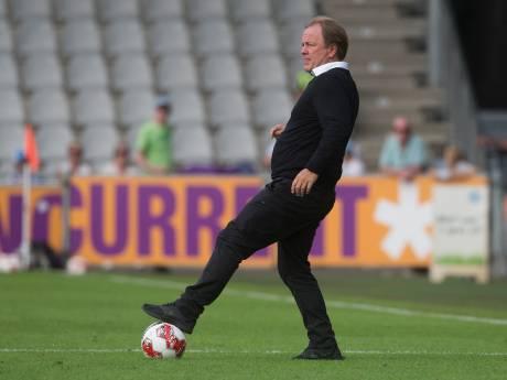 De Graafschap-trainer Snoei: 'Er moet nog een aanvaller bij'