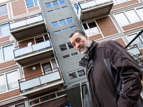 Mohammadi is woedend: hij moest zijn woning uit voor een renovatie, maar de huur moest ie wél betalen