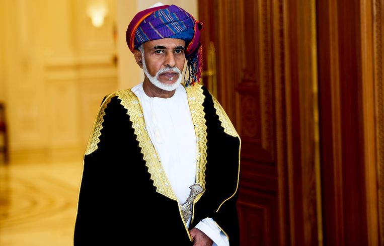 Sultan Qaboes bin Said Al Said. Beeld ANP