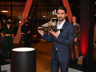54 jaar na Wilfried van Moer eíndelijk nog eens prijs voor Antwerp: Lior Refaelov wint 67ste Gouden Schoen