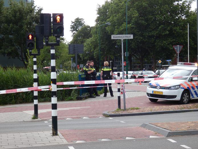 De politie doet nog onderzoek naar de toedracht van het ongeval.