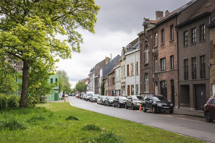 De wijken Muide en Meulestede zijn stilaan aan het vergroenen.