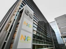 Eindhovense chipmaker NXP meldt verdere terugval van omzet door lagere vraag