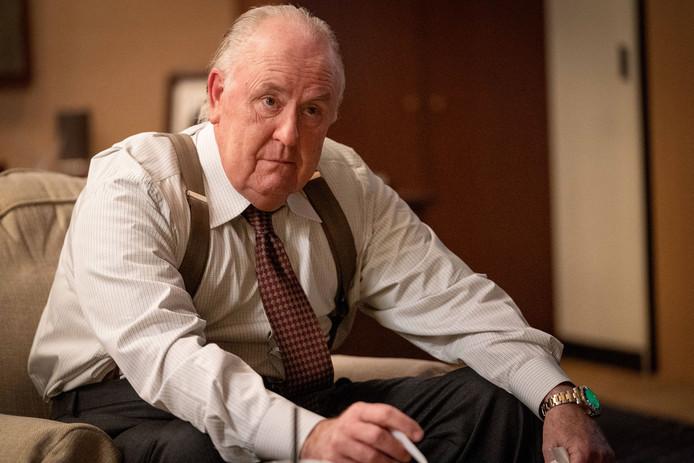 John Lithgow dans le rôle de Roger Ailes.