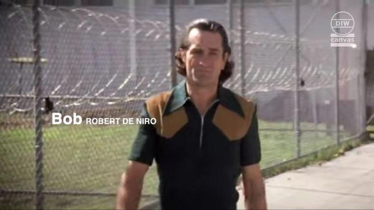 Robert De Niro in 'Thuis' Beeld VRT
