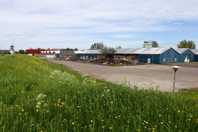 Woonwijk Op 't Loev zou moeten komen aan de Hoge Maasdijk in Woudrichem.