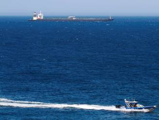 Iraanse olietanker in Middellandse Zee geeft geen bestemming meer aan