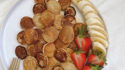 'Pancake cereal' is de nieuwste foodtrend op sociale media. Zo maak je het zelf