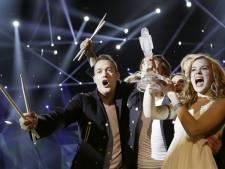 Songfestival: de top 5 op een rijtje
