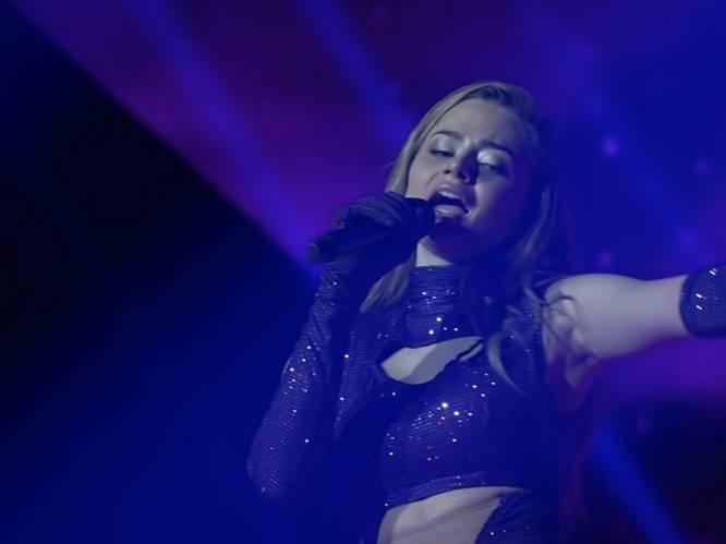 Alles ging fout tijdens songfestival-repetitie Grieks-Utrechtse Stefania (18): 'Zenuwen sloegen toe'