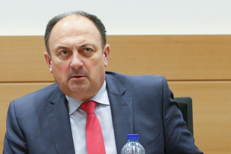 Willy Borsus, minister van Landbouw (MR)