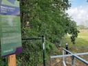 wandeling prise deau Tilburg bij Golfbaan Prise d'Eau Hein Eikenaar