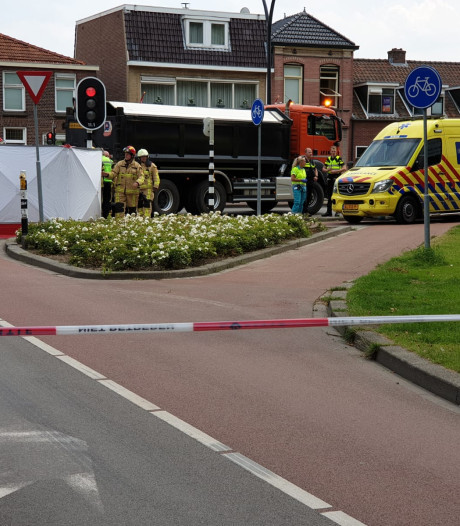 Vrouw overleden bij ongeluk in Hengelo