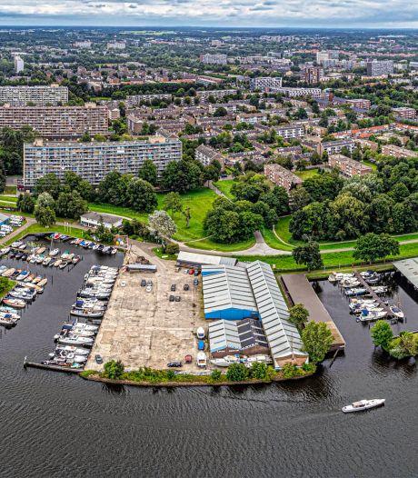 PvdA Zwolle: 'Vraagtekens overheersen in bouwplannen Zwarte Water'