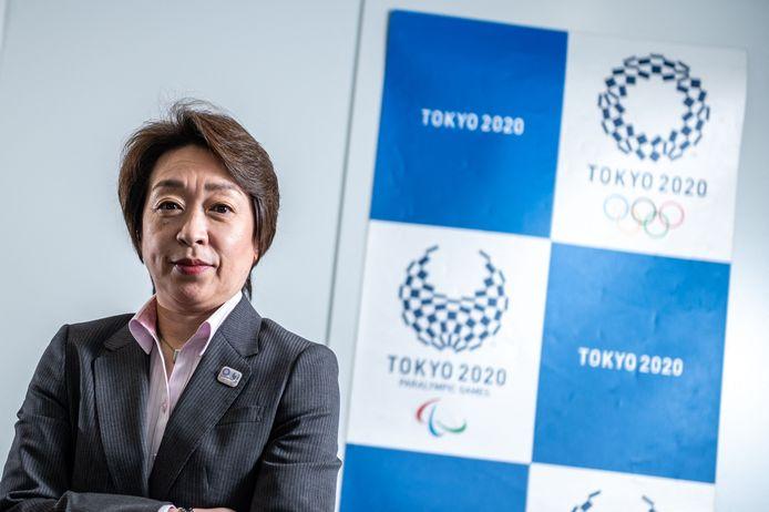 Seiko Hashimoto.