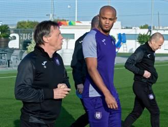 """RECONSTRUCTIE. """"Het begon allemaal in Saint-Étienne..."""": hoe Kompany Vercauteren ongewild naar de exit duwde bij Anderlecht"""