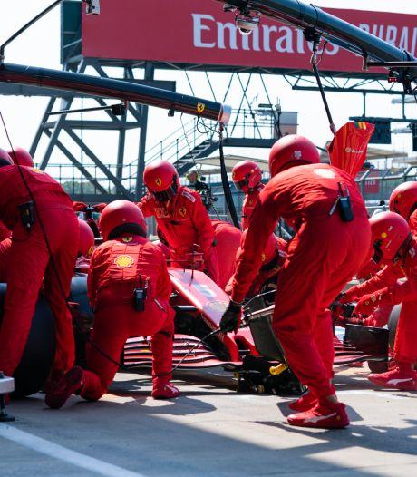 Ook Ferrari protesteert tegen kopiëren remonderdeel door Racing Point