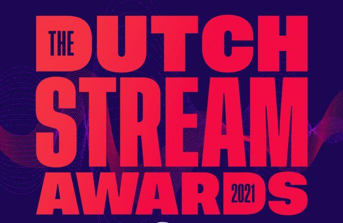 Stemmen op The Dutch Stream Awards 2021 kan vanaf 4 oktober.