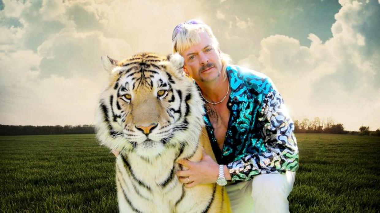 Tiger King - Joe Exotic. Beeld GF