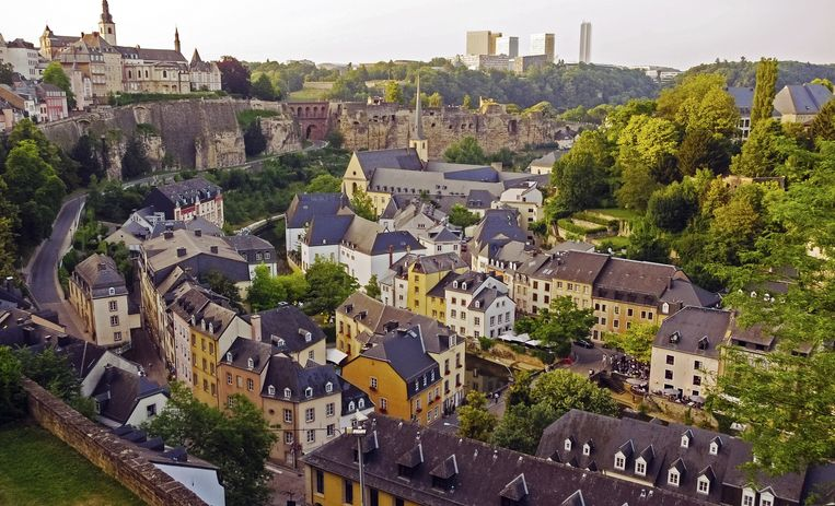 Luxemburg-stad.