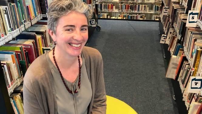 Liesbeth Aerts is twee jaar lang stadsdichter