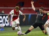 Ajax na spannende wedstrijd onderuit tegen Liverpool