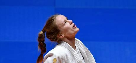 Judotoernooi in Budapest eindigt in tweede ronde voor Groesbeekse Geke van den Berg