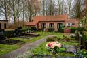 De aula op begraafplaats Buytenhove, net buiten de vesting Heusden. Het bestuur van Creatief Centrum Heusden wijst deze locatie af, als plaats om activiteiten te houden.