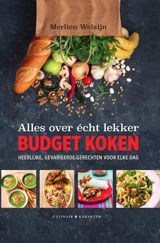 Alles over écht lekker budget koken door Merlien Welzijn.