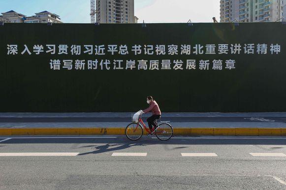 Het normale leven in Wuhan herneemt geleidelijk.