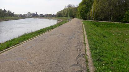 Vlaamse Waterweg vernieuwt jaagpad langs Beneden-Nete in Duffel en Lier