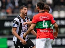 Bakis dupeert zijn ploeg tegen NEC (0-1) en kan het na rode kaart voorlopig wel vergeten bij Heracles