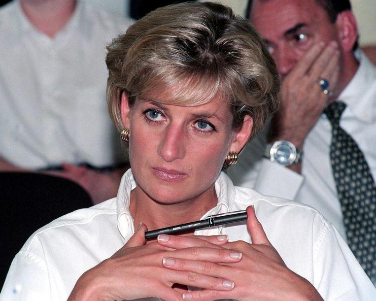 Prinses Diana. Beeld EPA