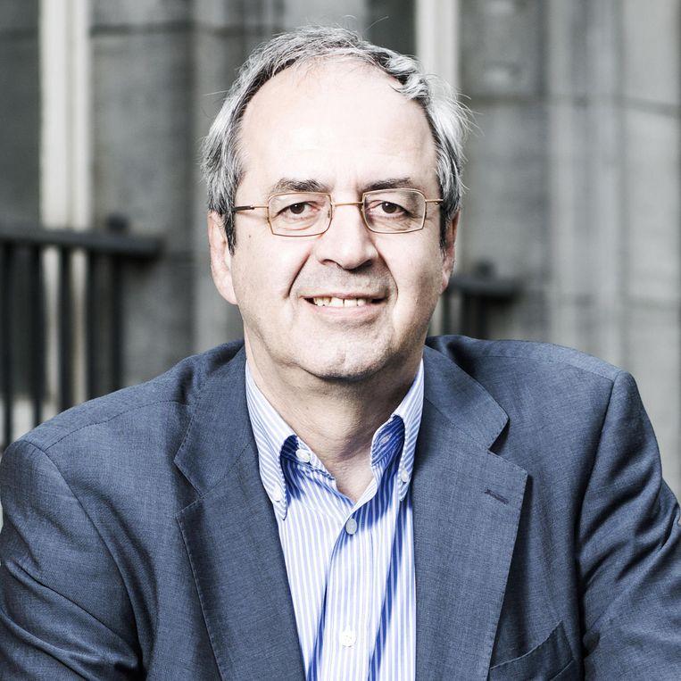 Dirk Van der Maelen. Beeld rv