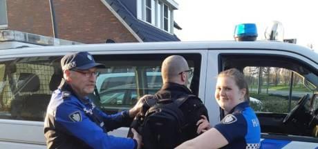 Politie doet heterdaadoefening in Vathorst en Hooglanderveen