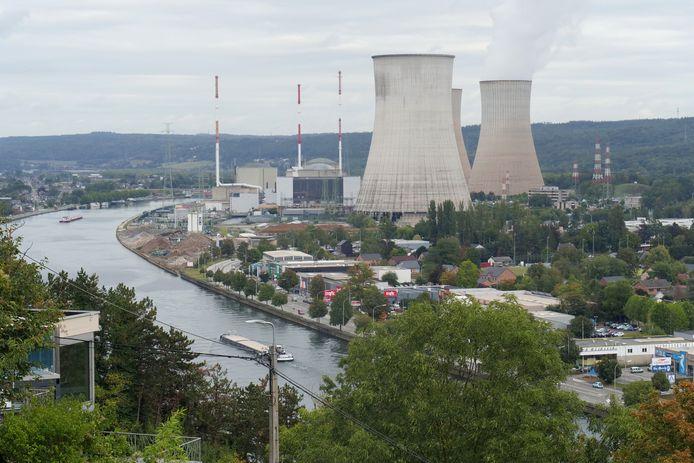 De kerncentrales in Tihange. Met de kernuitstap, die over iets meer dan een jaar begint, staat Electrabel voor een enorme opdracht. Dat het bedrijf financieel gezond is, is cruciaal om die te kunnen betalen.